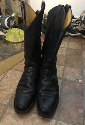 Justin boots size 8 for Sale in Charles Town, WV