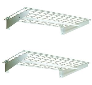 Hyloft White Wall Shelves Set of 2 for Sale in Chicago, IL