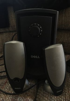 Dell stereo sound system for Sale in Fall River, MA