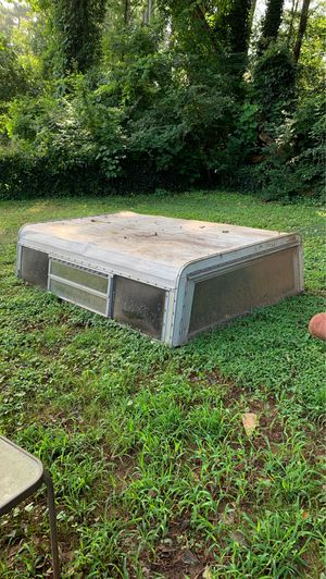 """ALUMINUM LONG BED CAMPER TOP"" for Sale in Decatur, GA"