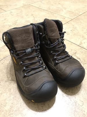 Keen work boots Men's 7.5D for Sale in Houston, TX