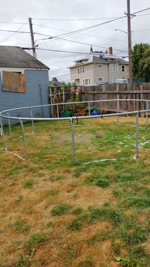 Trampoline frame. for Sale in Tacoma, WA