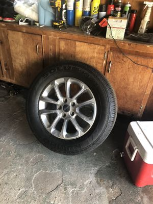 Jeep Grand Cherokee wheels for Sale in Bartlett, IL