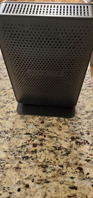 NETGEAR N450/CG3000Dv2 WiFi Cable Modem Router for Sale in Vancouver, WA