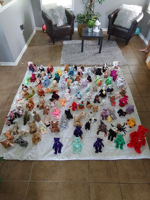 TY BEANIE BABIES Collection for Sale in Wesley Chapel, FL