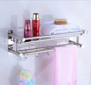 Stainless Steel Towel Rail Shower Shelf for Sale in Denville, NJ