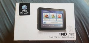 Rand McNally TND 740 for Sale in Puyallup, WA