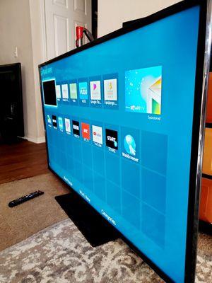 """Smasung 55"""" Smart TV 1080p 120hz!! Excellent picture for Sale in Mesa, AZ"""