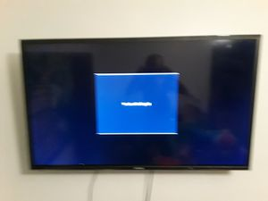 Hitachi 40 in flatscreen tv for Sale in Kenneth City, FL