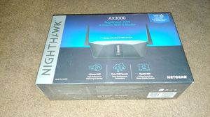 Netgear Nighthawk AX3000 model RAX35 for Sale in City of Industry, CA