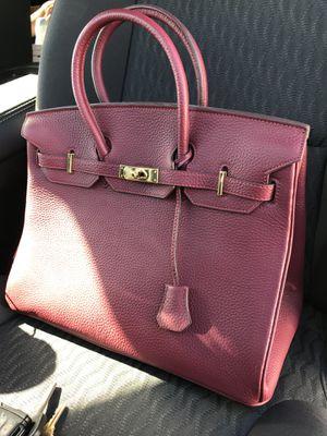 Pre-loved Hermès Birkin 35 handbag for Sale in Commerce Charter Township, MI