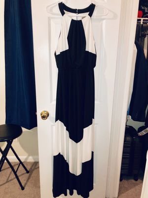 Black & White Formal dress for Sale in Fairfax, VA