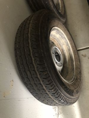 Trailer tires for Sale in Corona, CA