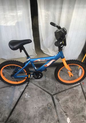 Kids hot wheels bike for Sale in Davie, FL