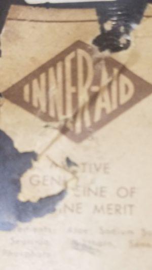 Antique tonic bottle for Sale in Auburn, WA