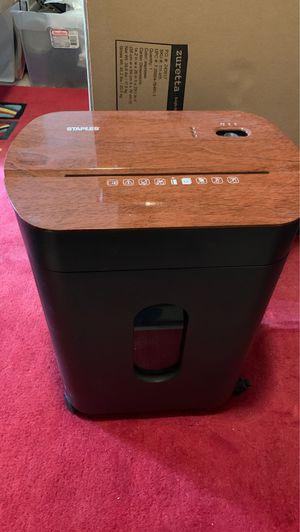 New paper shredder for Sale in Norwalk, CA