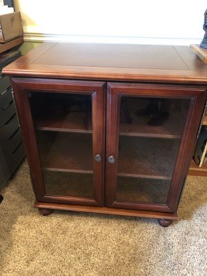 CABINET w 3 shelves for Sale in Carlsbad, CA