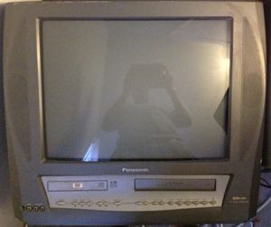 """Panasonic (PV-DM2093) 20"""" TV DVD VCR FM Tuner AV Input for Sale in Woodbridge, VA"""