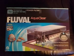 Fluval Aquaclear Power Filter for Sale in Dickinson, TX