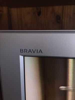 Sony Bravia HDTV Television for Sale in San Diego, CA