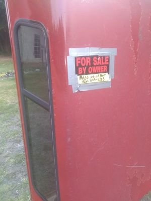 Camper shell for Sale in Anderson, SC