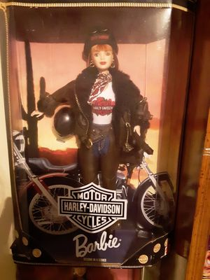 Harley-Davidson collectors barbies for Sale in Pleasant Hill, IA