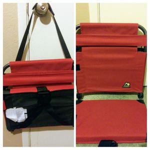 GCI Outdoor Bleacher Back Fold up Seat for Sale in Phoenix, AZ