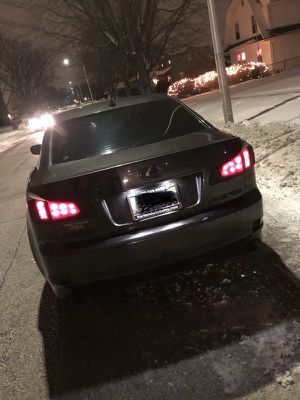 LIKE NEW LEXUS IS 250 for Sale in Chicago, IL