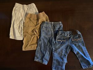 12 month pants for Sale in Apache Junction, AZ
