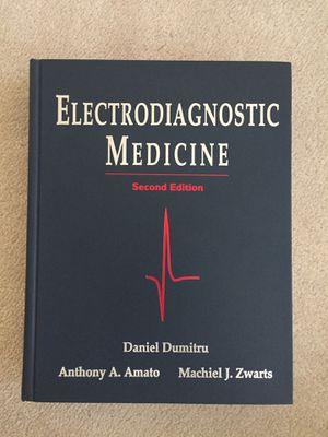 Electrodiagnostic medicine, second edition. for Sale in Sacramento, CA
