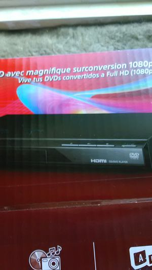 Samsung DVD player for Sale in Providence, RI
