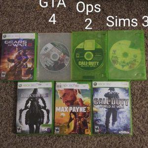 Xbox 360 Games for Sale in Pueblo, CO