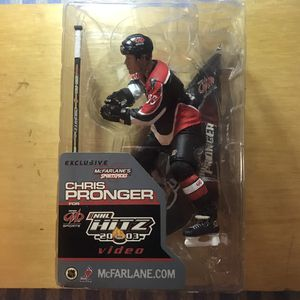 2003 Exclusive Mcfarlane's Chris Pronger NHL HITZ Action Figure Collectible for Sale in The Bronx, NY
