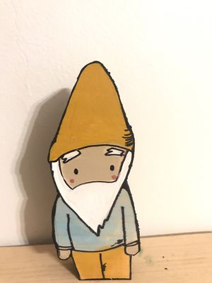 Peter the house gnome for Sale in Beaver Falls, PA