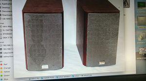 Onkyo D-N3XA Bookshelf Speakers for Sale in St. Petersburg, FL