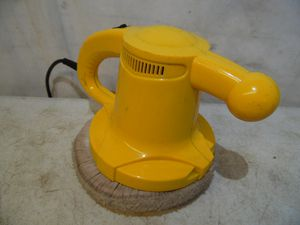"Chicago Electric Power Tools 10"" Random Orbit Polisher Waxer Ergonomic Handle for Sale in Clifton Heights, PA"