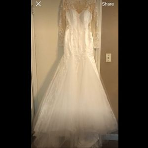 Wedding dress for Sale in Erwin, TN