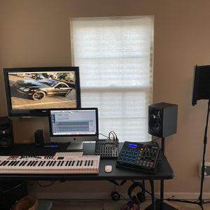 Full Recording Studio for Sale in Lawrenceville, GA