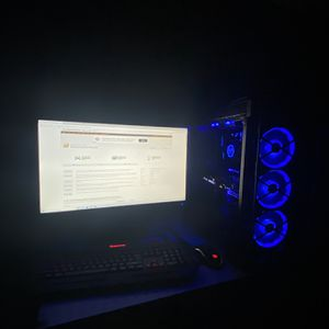Gaming PC Setup (i7-8700K, 1080Ti) & More ! for Sale in Downey, CA