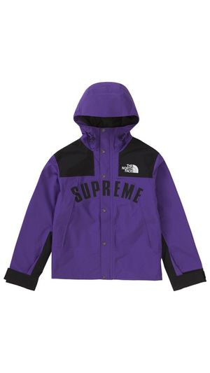 Supreme / The North Face SS19 Mountain Arc Logo Parka for Sale in Miramar, FL