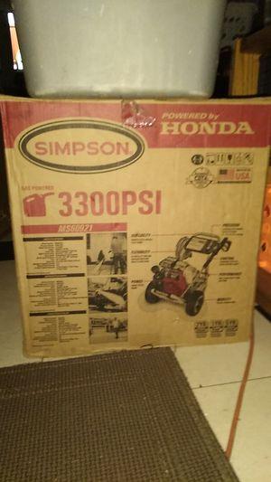BREND NEW Honda 3300nsl never used for Sale in Tucker, GA