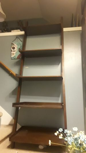 Ladder shelf for Sale in Cartersville, GA