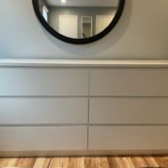 IKEA MALM dresser for Sale in Silver Spring, MD