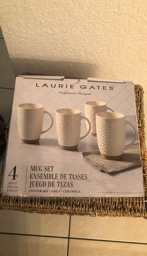Large Mug Set for Sale in Miami, FL