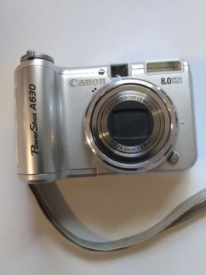 Canon powershot A630 digital camera for Sale in Tampa, FL