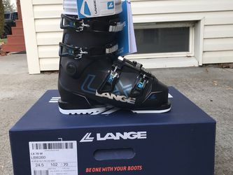 New Lange LX 70 Women's ski boots ( 24.5) for Sale in Boise,  ID