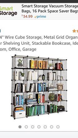 Kousi Wire Cube Storage for Sale in Austin,  TX