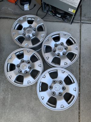 Toyota OEM rims 2014 for Sale in Chico, CA