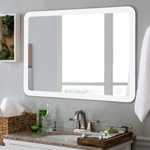 Sturdy & Durable LED Bathroom Mirror with Touch Sensor for Sale in Los Angeles, CA