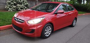 2013 Hyundai Accent GLS Clean Title !! Low Mileage!! for Sale in Portland, OR